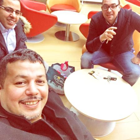 Ibis Tour Eiffel Cambronne: Ouyahia Karim Paris tour effel ibis