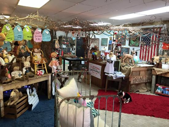 Sayre, OK: Handmade Local and Vintage