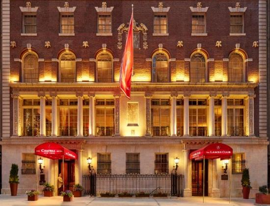The Chatwal, A Luxury Collection Hotel, New York: The Chatwal Suite Exterior