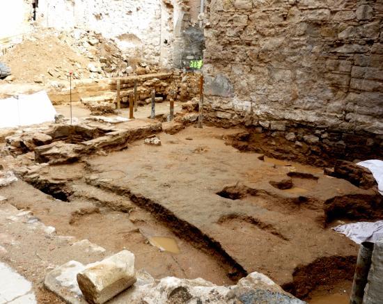 antiguo convento de San Agustin