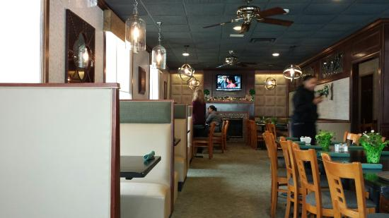 Ellicott City, MD: Check out the beautiful  dining area!