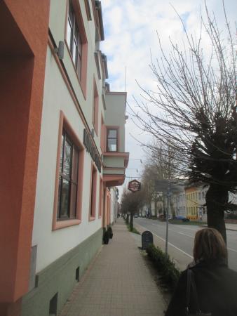 Hotel Kyjovský Pivovar: Budova hotelu