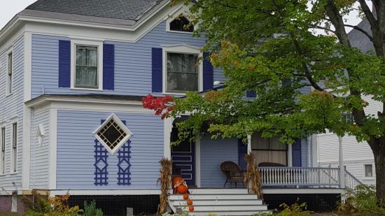 Bethel, ME: Beautiful New England Fall