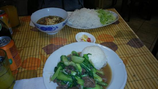 Pho Viet Huong SMS