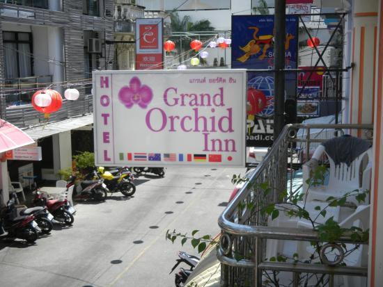 Grand Orchid Inn Image