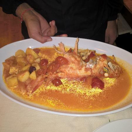 Seafood risotto bild fr n soul fish restaurant for Soul fish cafe menu