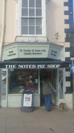 The Noted Pie Shop