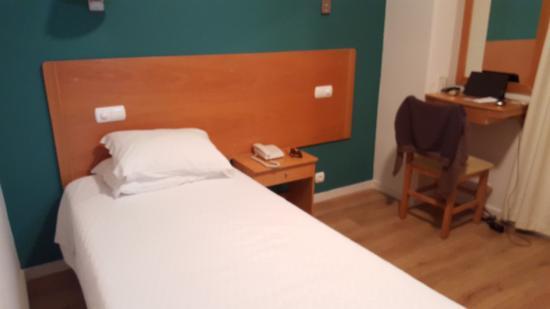 Hotel Italia: Quarto single