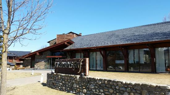 Soriguerola, Spanien: Hotel Fontanals Golf