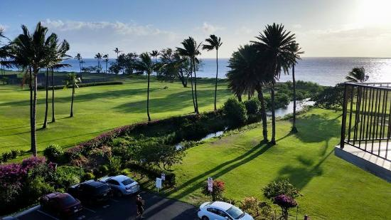 Kauhale Makai, Village by the Sea: View from 533