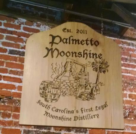 Anderson, SC: Palmetto Distillery