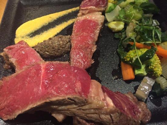 Bellegarde, Francia: cote de boeuf wagyu argentin