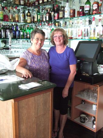 Casa Tres: Moira and Mags; Wonderful People.