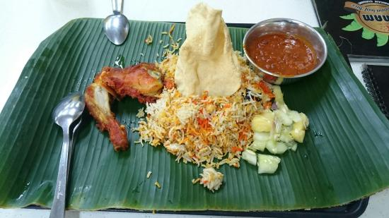 Imam Banana Leaf Restaurant