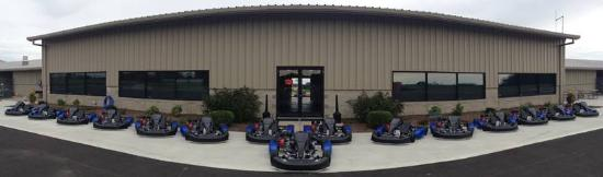New Castle, IN: Rental Karts