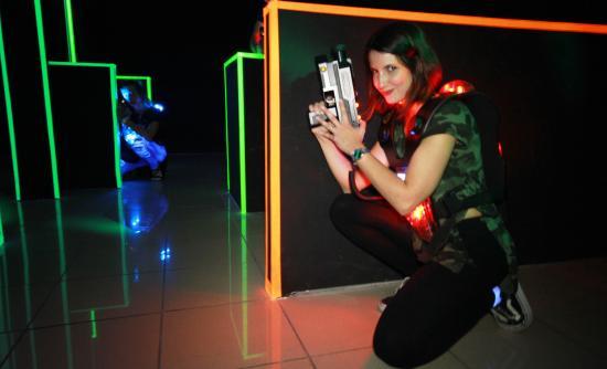 Laser Area 52