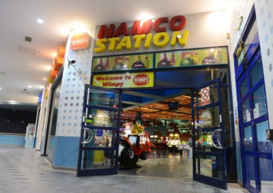 Namco Funscape Luton