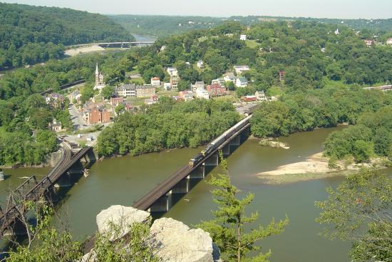 Bridge to Maryland - Picture of Appalachian National Scenic Trail ...