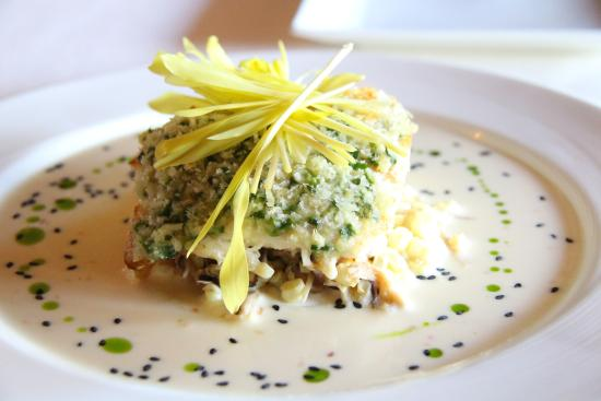 Alan Wong's Restaurant: ひめ鯛。