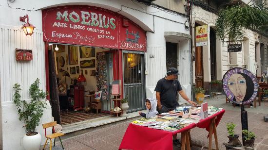 Moebius Libros