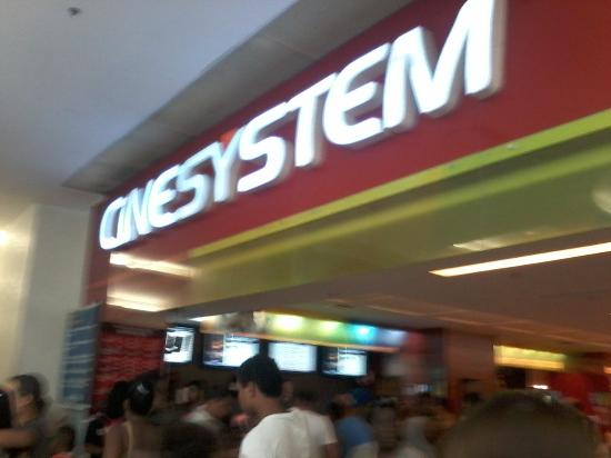 ‪Cinesystem Cines - Américas Shopping‬