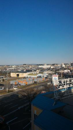 Midorikan: 海は見えませんでしたが眺めは良いです。