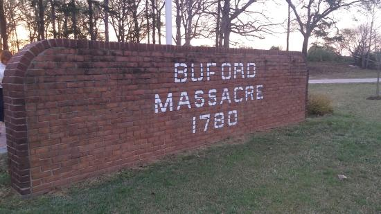 Buford Battleground: 20160325_193240_large.jpg