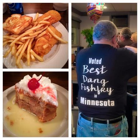 Hampton, MN: Friday Fish Fry