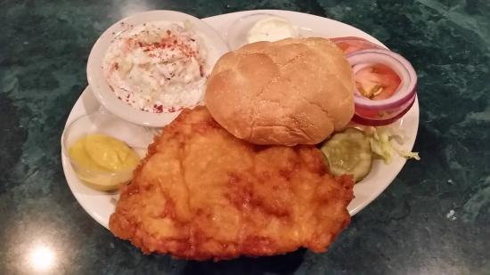 Brownsburg, IN: Breaded Tenderloin
