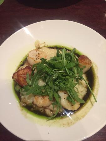 alfredo and scallops picture of devon seafood steak hershey rh tripadvisor com