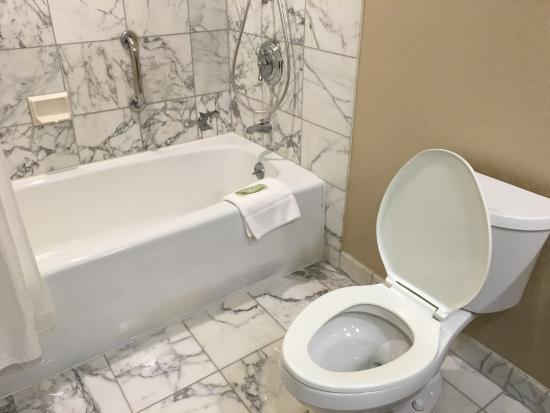 Marble Design Of Flooring And Wall Tiles In Bathroom Looks Elegant - Bathroom tile philadelphia