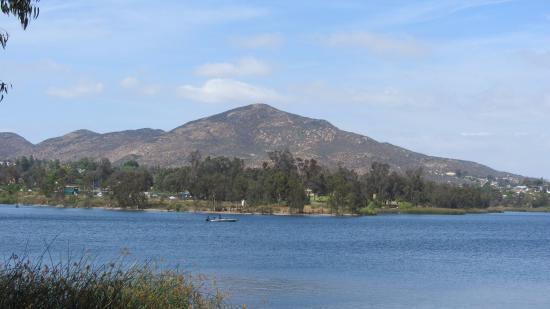 a view of cowles mountain from lake murray picture of lake murray rh tripadvisor com