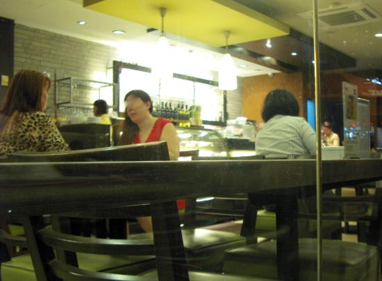 Intime Picture Of Ucc Park Cafe Makati Tripadvisor