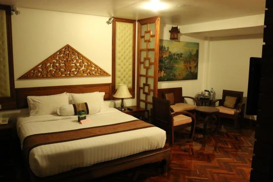 Chanthapanya Hotel : 客室