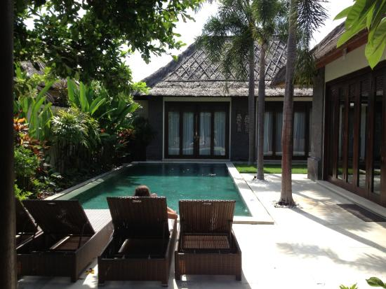 3 bedroom villa pool from pergola covered day bed picture of rh tripadvisor co uk