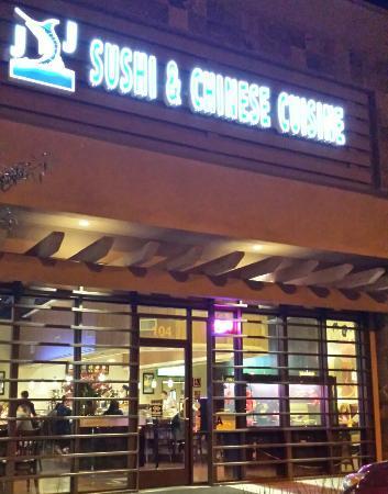 Murrieta, CA: JJ Sushi & Chinese Cuisine