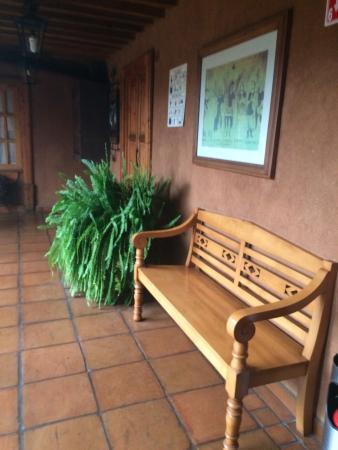 Hotel Casa del Refugio: Habitaciones amplias, pintorescas y cómodas ! Para relajarse