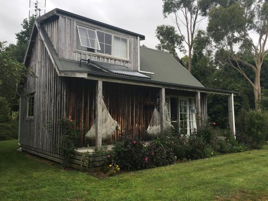 Kamahi Cottage: Guest Cottage
