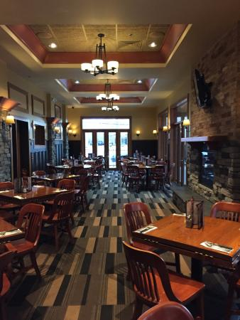Uno Chicago Grill - Plattsburgh : Privete room @ ONE