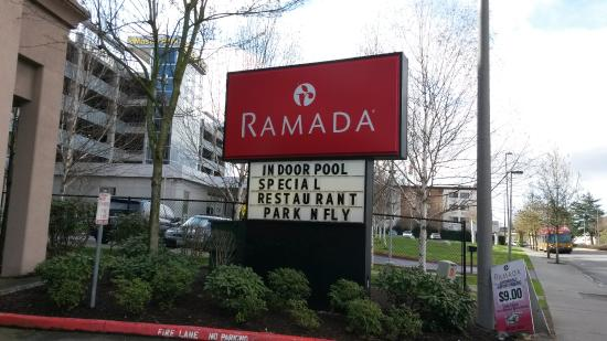 au enbereich picture of ramada by wyndham seatac airport seatac rh tripadvisor com