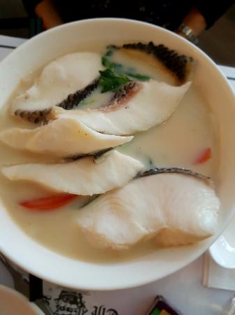 Fish Soup Noodles Picture Of The Ship Restaurant Bar Singapore Tripadvisor