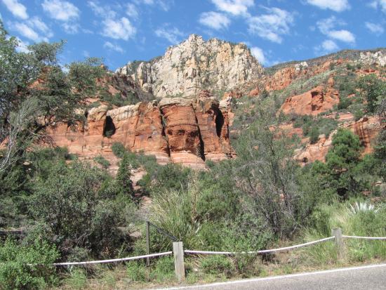 Arizona: Oak Creek Canyon