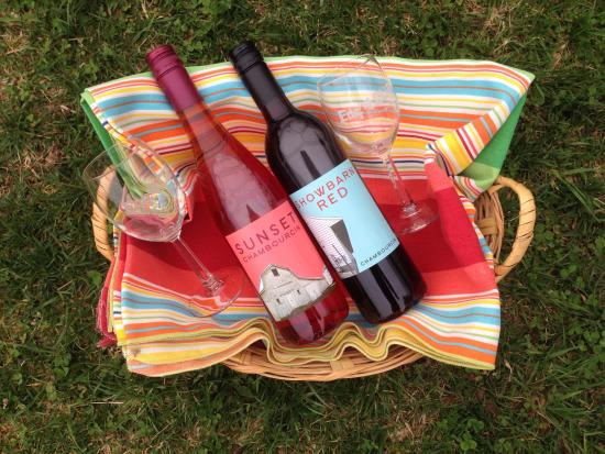 Potosi, MO: Perfect picnic!