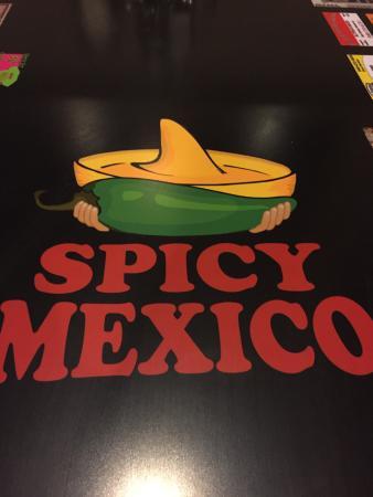 Spicy Mexico