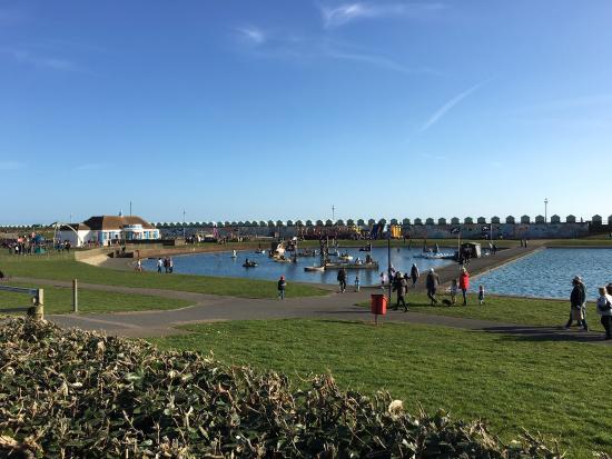 Brighton Lagoon Picture Of Hove Lagoon Hove Tripadvisor