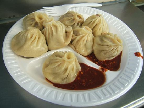 My Fav Pork MOMO (tibetian ) -...