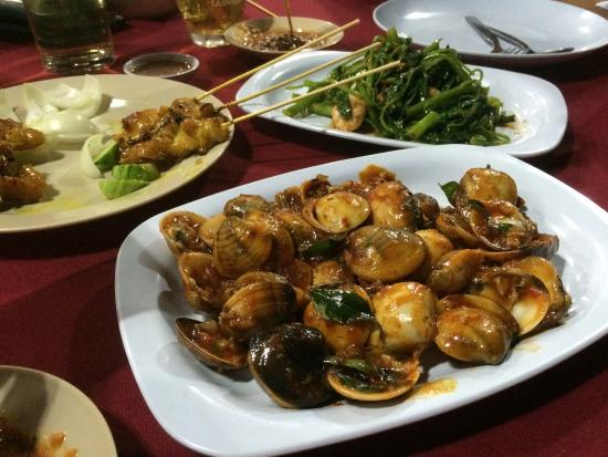 Kuala Perlis, Malasia: 全て美味しく日本人の口に合います!