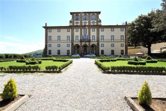 Villa Tuscolana Hotel Rome