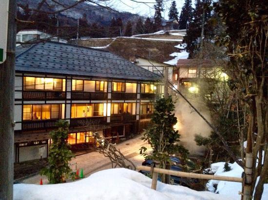 Outstanding ryokan in a wonderful village