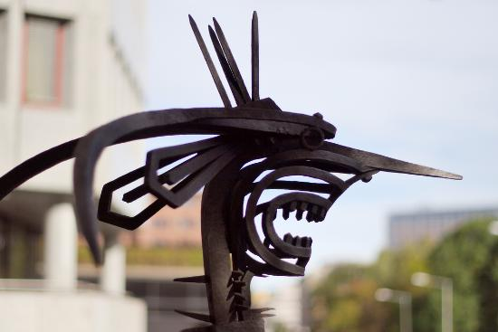Rikard Nordraak Monument